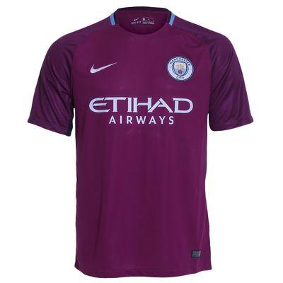 Camisa Nike Manchester City II Torcedor Bordô Masculina