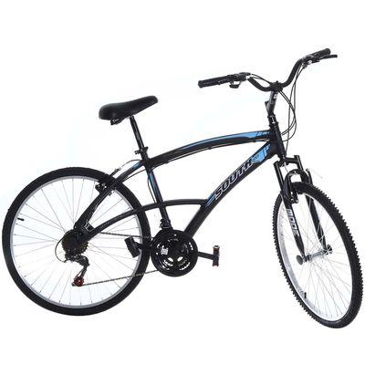 Bicicleta South Lazer Legend Aro 26 - Único