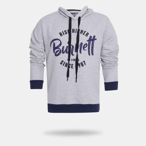 Blusão Burnett Mescla Masculino 9108515ca6c