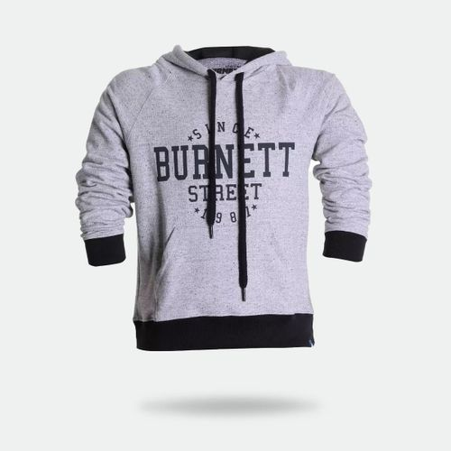 Blusão Burnett Cinza Infantil