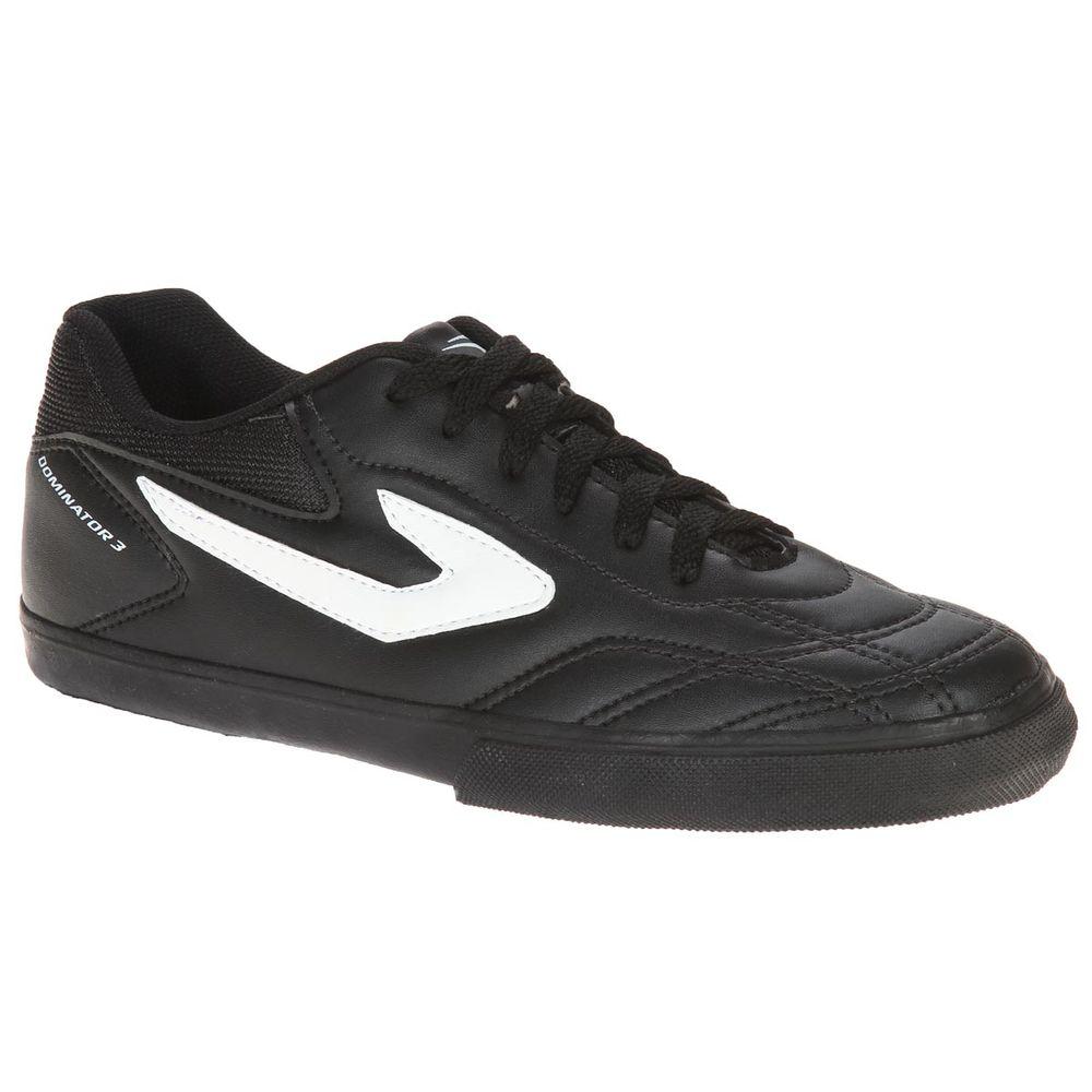 Chuteira Futsal Topper Dominator 3 b0a8b624fc068