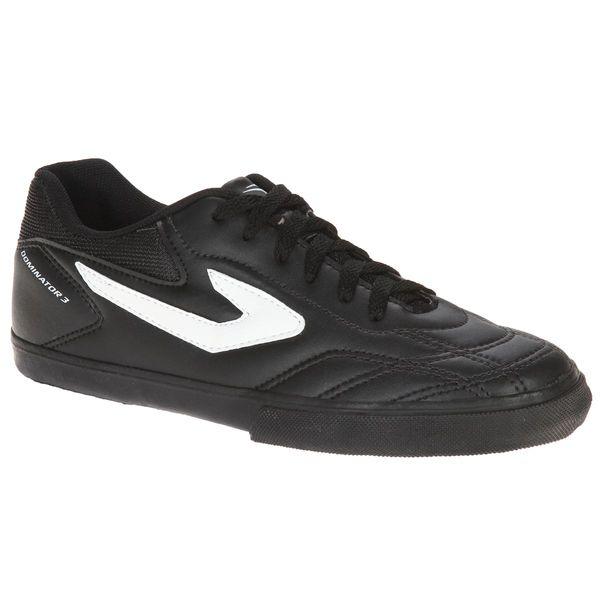 7b0e656bb053f Chuteira Futsal Topper Dominator 3