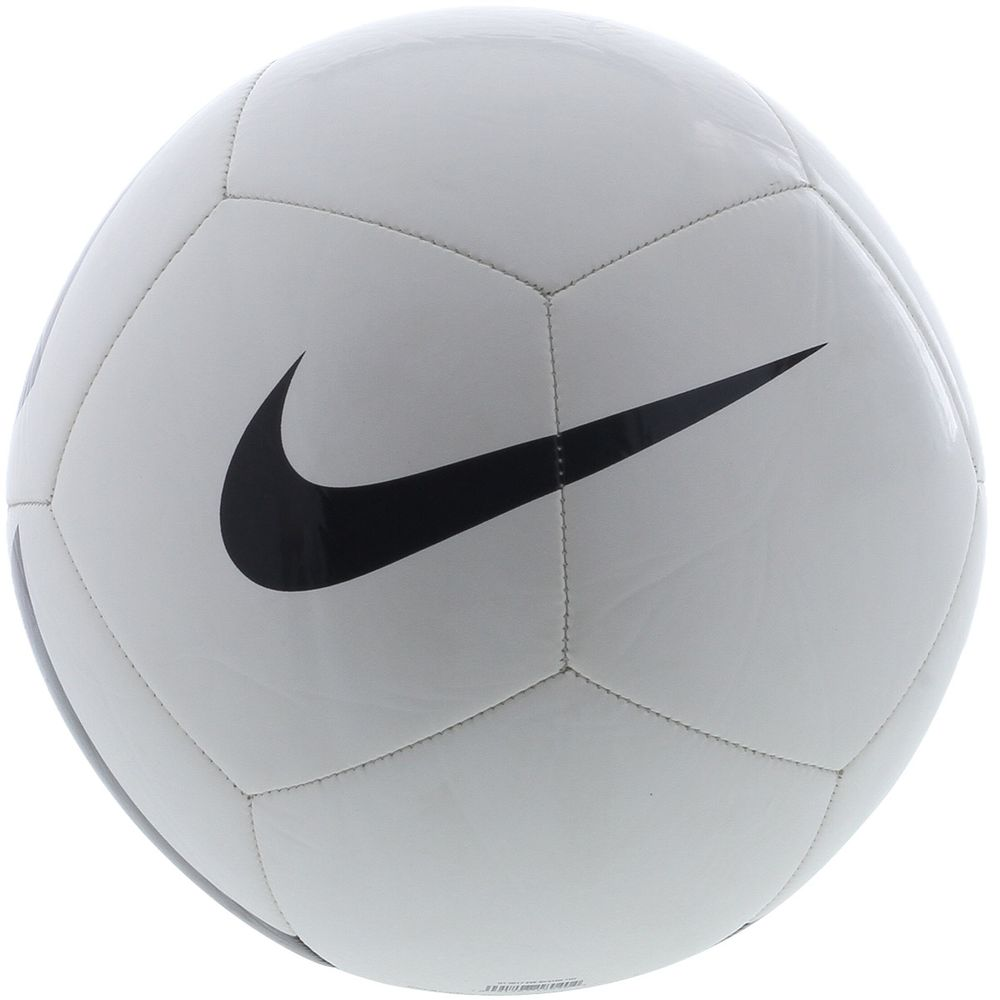 995a267423 Bola Futebol Campo Nike Pitch Team Branco/ Preto - Gaston - Paqueta ...