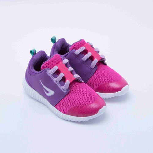 Tênis Ortopé New Fly Infantil Pink