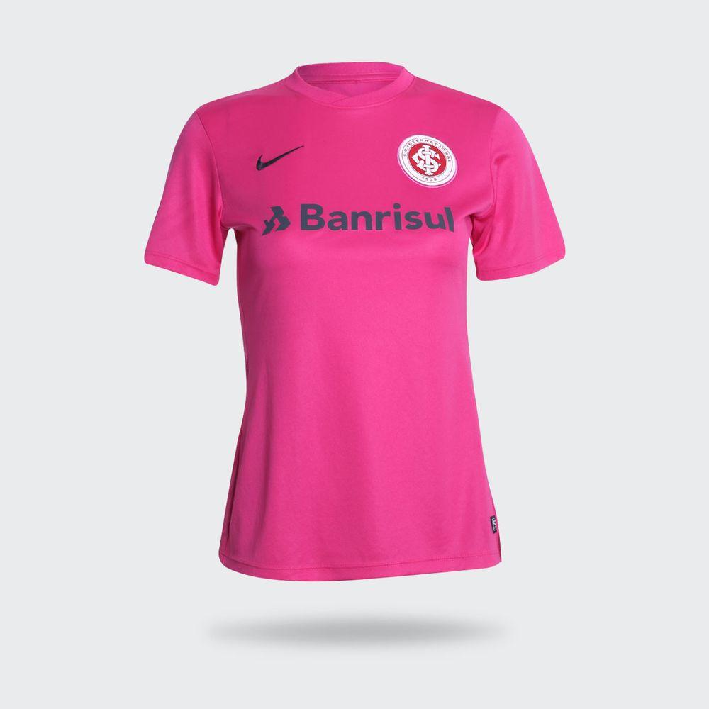 1e649af766 Camisa Nike Internacional 2017 Outubro Rosa Feminina Rosa - Gaston ...