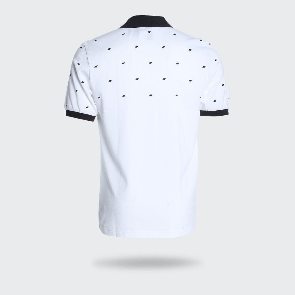 91ffe60b51e Camisa Polo Adidas ESS YD Branca Masculina Branco - Gaston - Paqueta ...