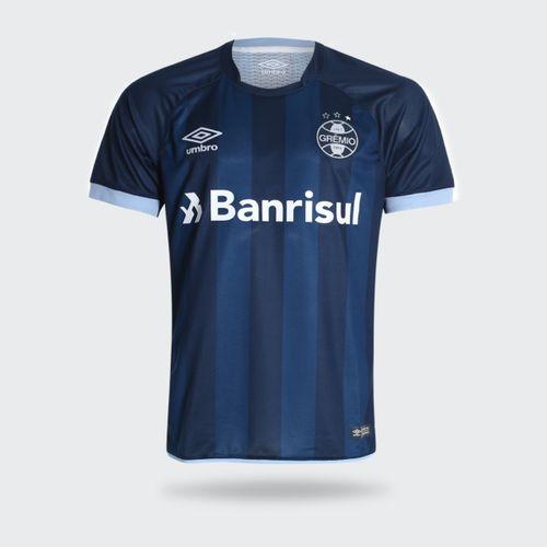 Camisa Umbro Grêmio 2017 III Sem Número Masculina f64c5c7959ad5