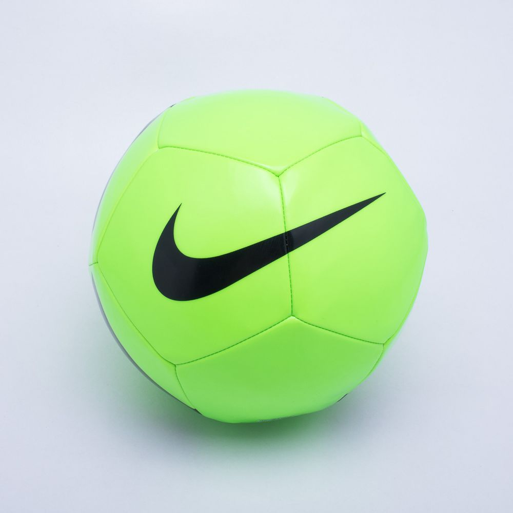 Bola Futebol Campo Nike Pitch Team Verde e Preto - Gaston - Paqueta ... 540cb48351037