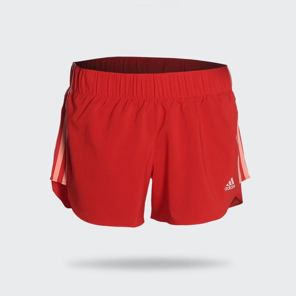 Short Adidas Marathon Vermelho Feminino Vermelho - Gaston - Paqueta ... 124f8d5b6f324