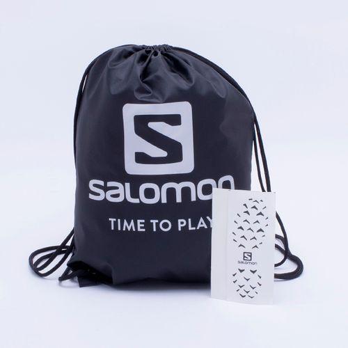 Saco Esportivo Salomon Prata