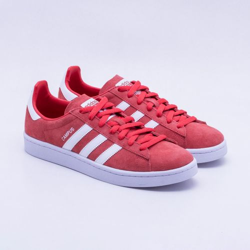 4c59af38d2 Tênis Adidas Campus Originals Coral Masculino