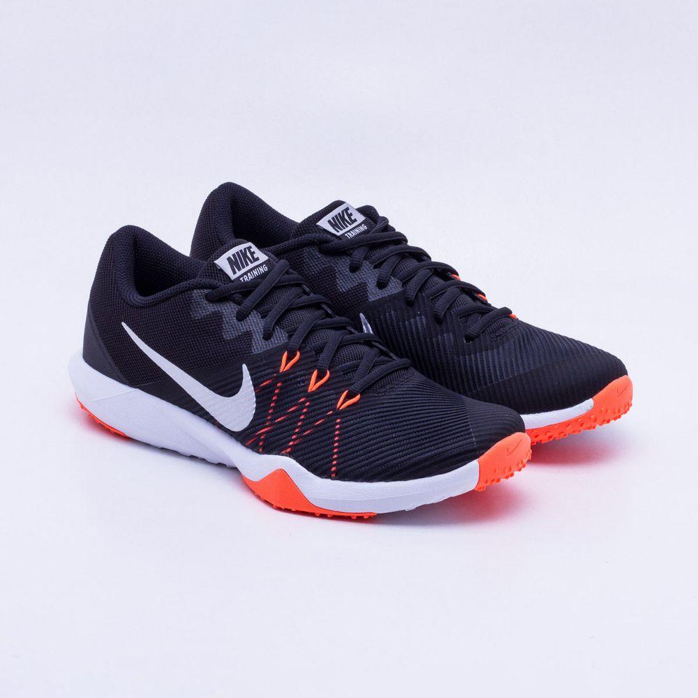 ea931bd896 Tênis Nike Retaliation TR Masculino Preto e Laranja Neon - Gaston ...