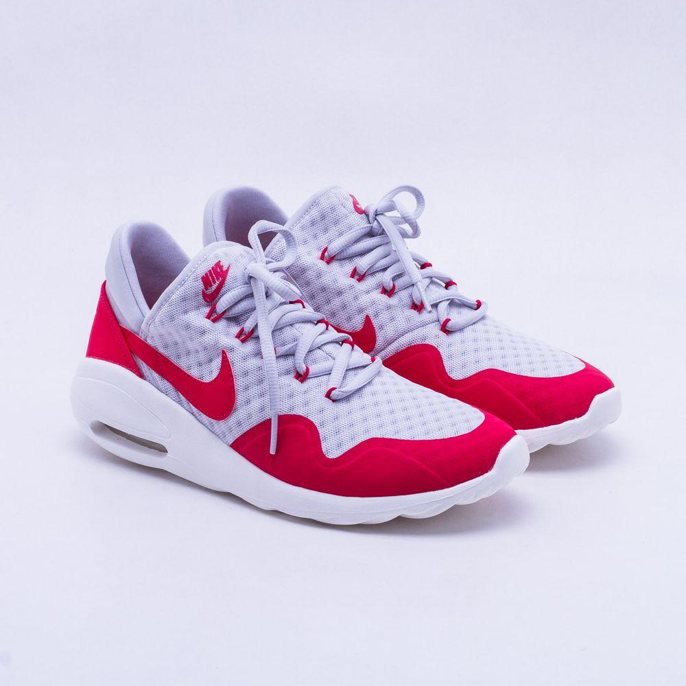 Tênis Nike Air Max Sasha Vast Rosa Feminino Branco e Rosa - Gaston ... 16f839c4ea