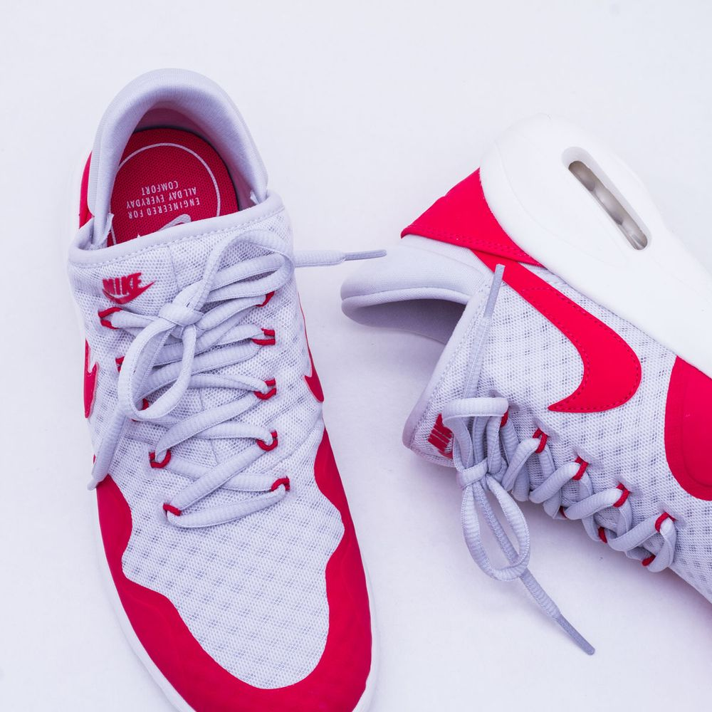 2ce253968ef0d Tênis Nike Air Max Sasha Vast Rosa Feminino Branco e Rosa - Gaston ...