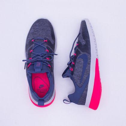 e08cc9bcadfb0 Tênis Nike Ck Racer Azul Feminino Azul e Rosa - Gaston - Paqueta Esportes