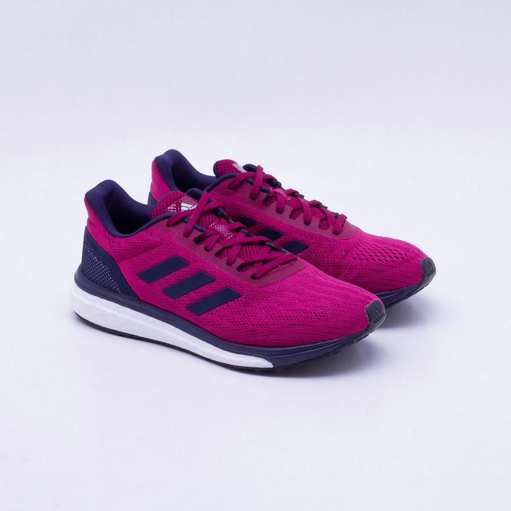 Tênis Adidas Response Feminino Roxo - Gaston - Paqueta Esportes 1dd84b60aa3