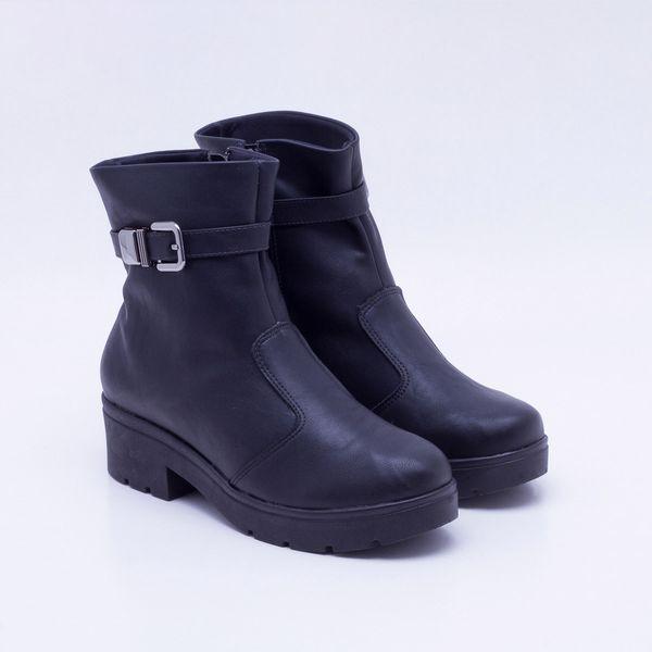 76bd8adf44b Ankle Boot Quiz Preta