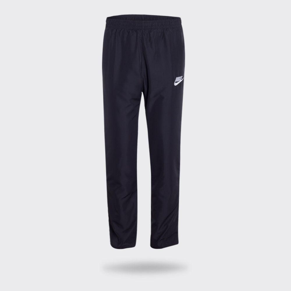 Calça Nike Sportswear Woven Pants Preta Masculina Preto - Gaston ... 03367cb539913