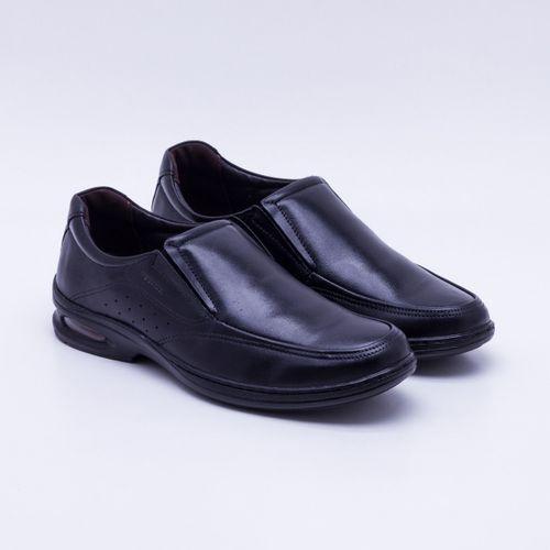 Sapato Casual Pegada Preto Masculino