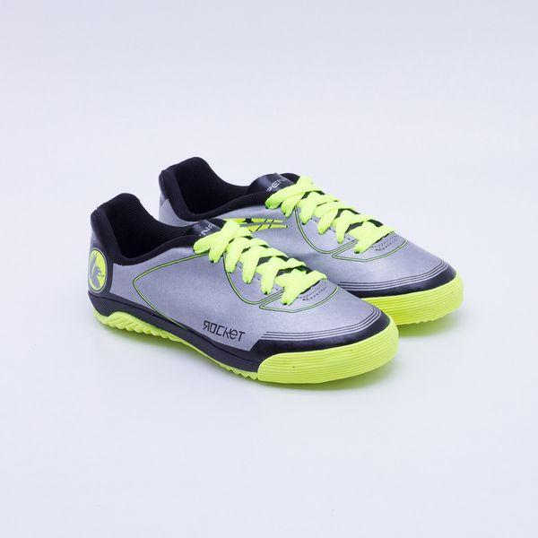 c08086e872 Chuteira Futsal Penalty ATF-K Rocket VIII Infantil