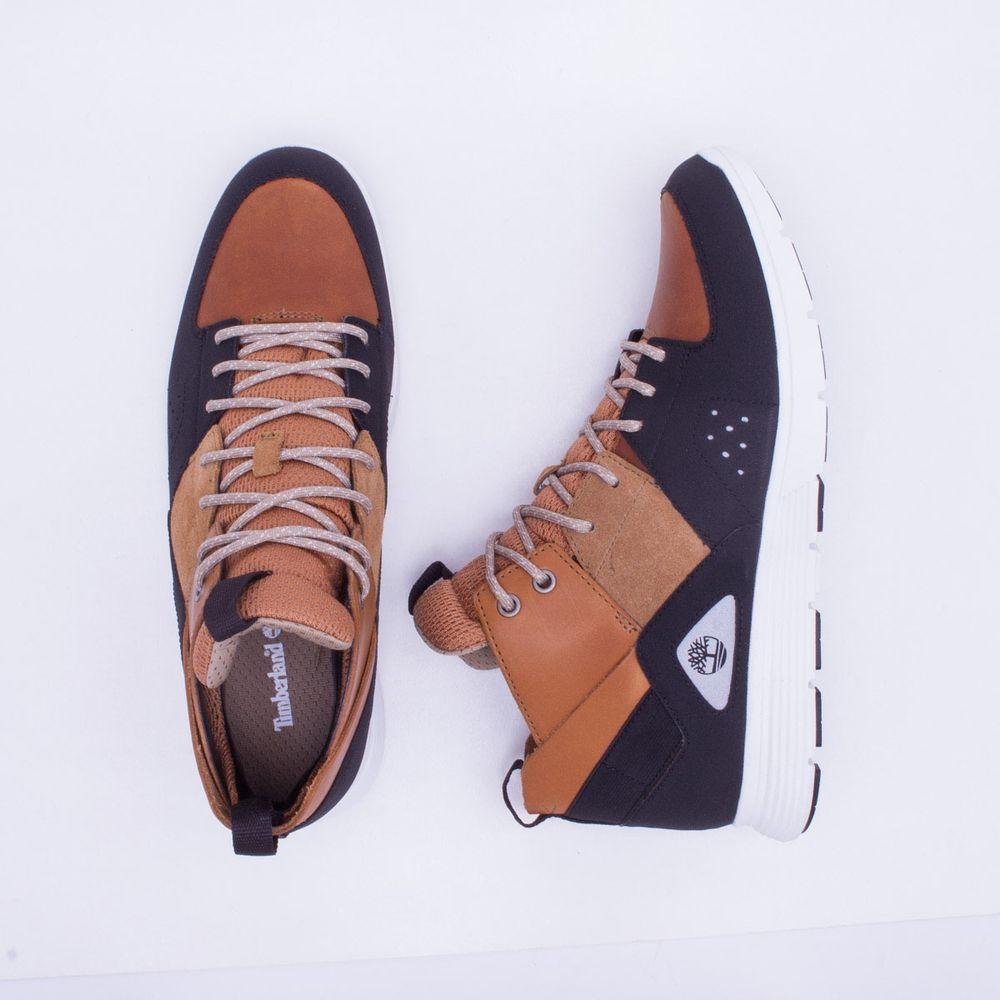 15d2a5222 Bota Timberland Killington New Leather Chukka Preta Masculina Preto ...