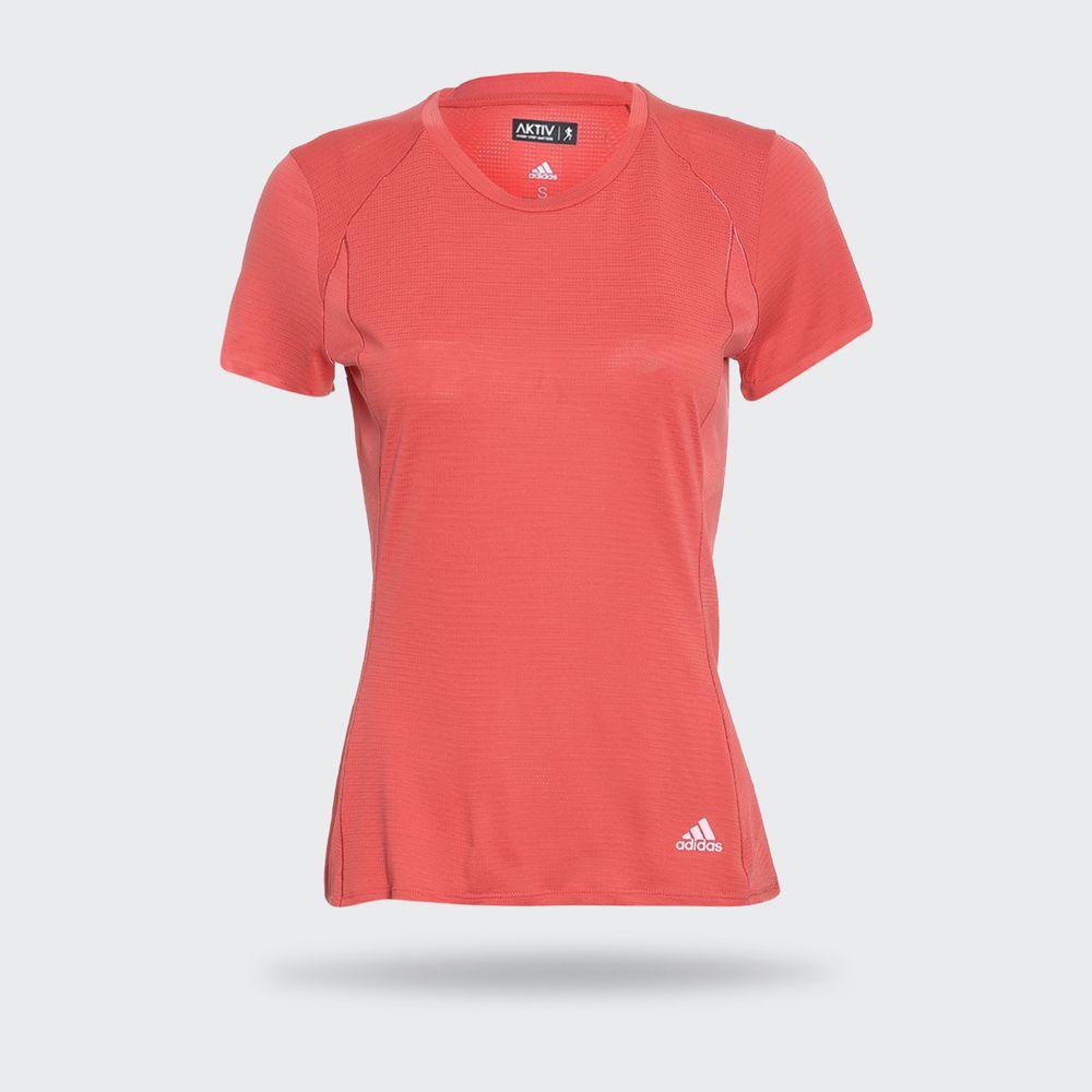 3d24abecee 08eb16c732d Camiseta Adidas Supernova Coral Feminina Coral - Gaston -  Paqueta .. ...