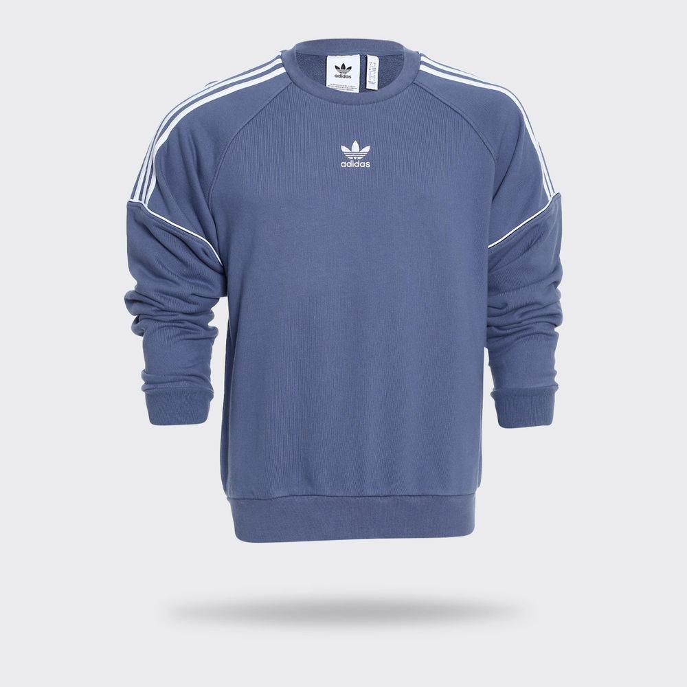 14037fadf81 Blusão Adidas Originals Pipe Azul Masculino Azul - Gaston - Paqueta ...