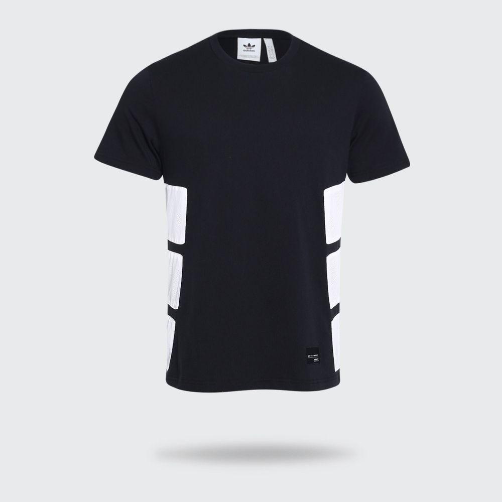 Camiseta Adidas Originals Bold EQT Preta Masculina Preto - Gaston ... 2230f3ada0f6a