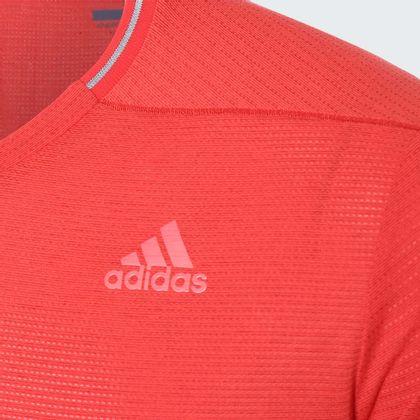 7b784c70ac325 Camiseta Manga Longa Adidas Supernova ML Vermelha Masculina Vermelho -  Gaston - Paqueta Esportes