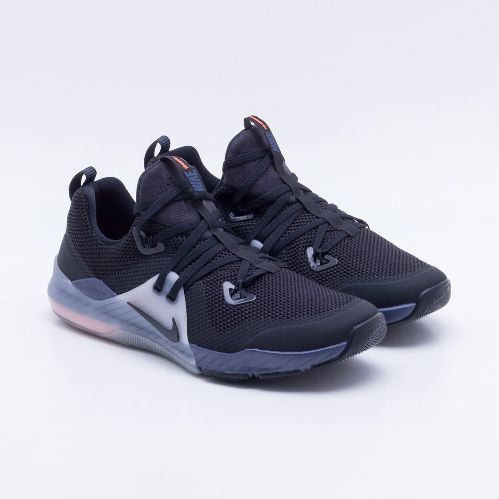 huge selection of c22eb b82e6 Tênis Nike Zoom Train Command Masculino Preto - Gaston - Paqueta ...