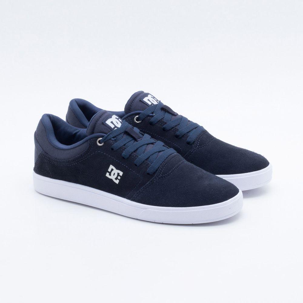 Tênis DC Shoes Crisis La Azul Masculino Azul - Gaston - Paqueta Esportes a28a4b80b5210