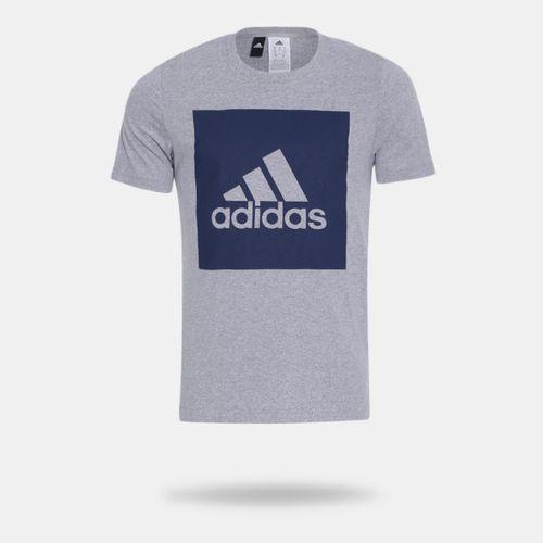 Camiseta Adidas Badge Of Sport ID Preta Masculina ef2a6dbe0c501
