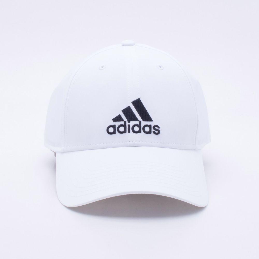 Boné Adidas Essentials Classic Branco Branco - Gaston - Paqueta Esportes 1f4c6a1085b