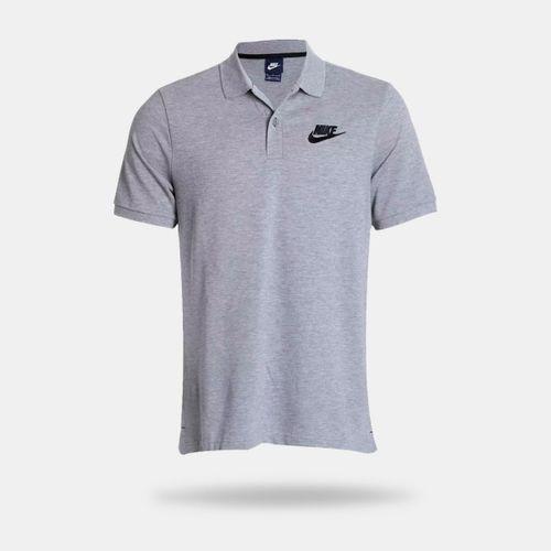 Camisa Polo Nike Piquet Matchup Cinza Masculina ee9c21b7789