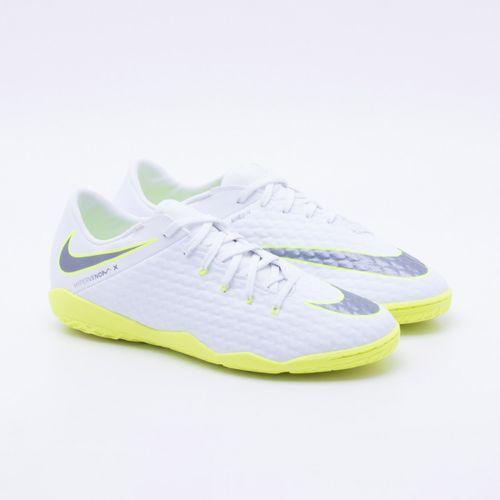 Chuteira Futsal Nike Hypervenom Phantom 3 Academy IC 421f119b336db