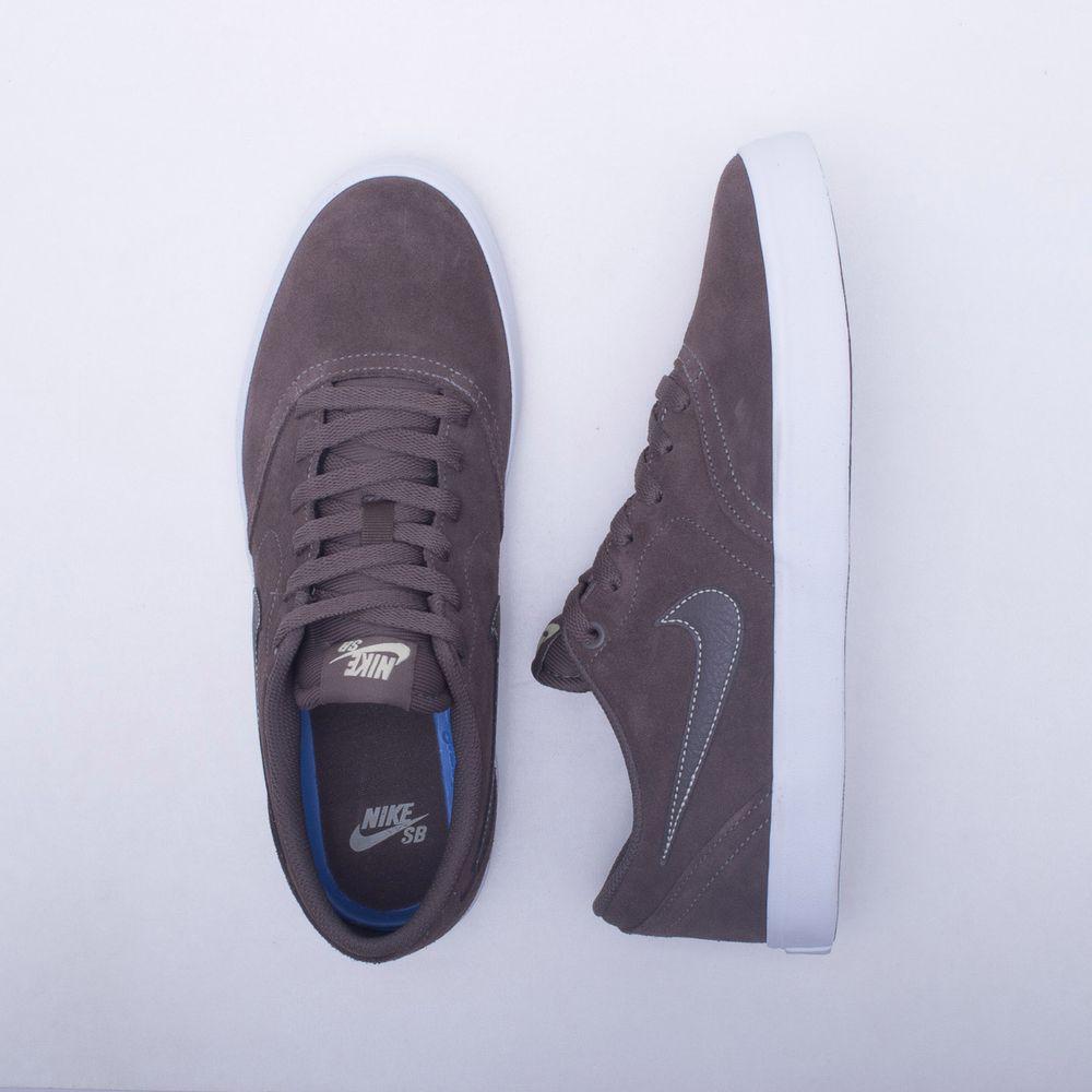 Tênis Nike SB Check Solar Marrom Masculino Marrom - Gaston - Paqueta  Esportes b7d9c22c0e039