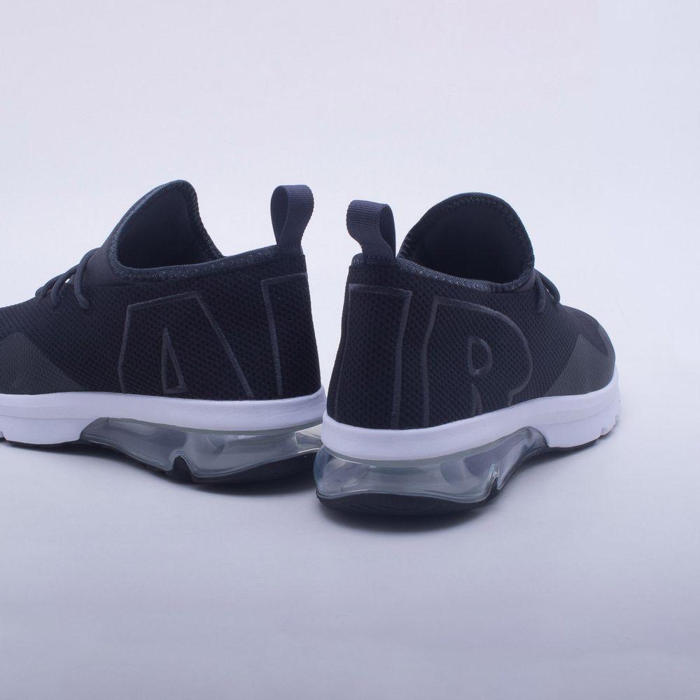 e81f06a418 Tênis Nike Air Max Flair 50 Masculino Preto - Gaston - Paqueta Esportes