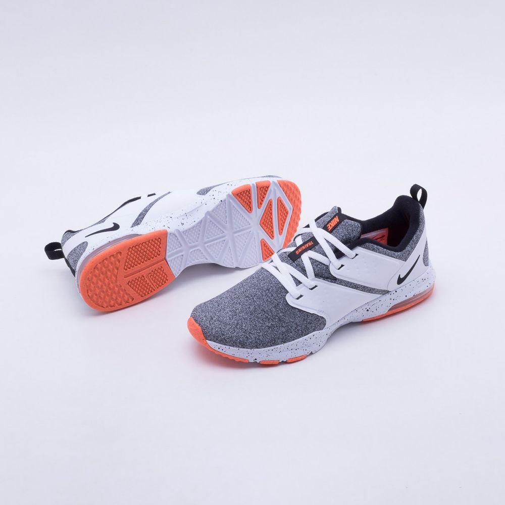 6215dae60f Tênis Nike Air Bella TR Feminino Branco e Preto - Gaston - Paqueta Esportes