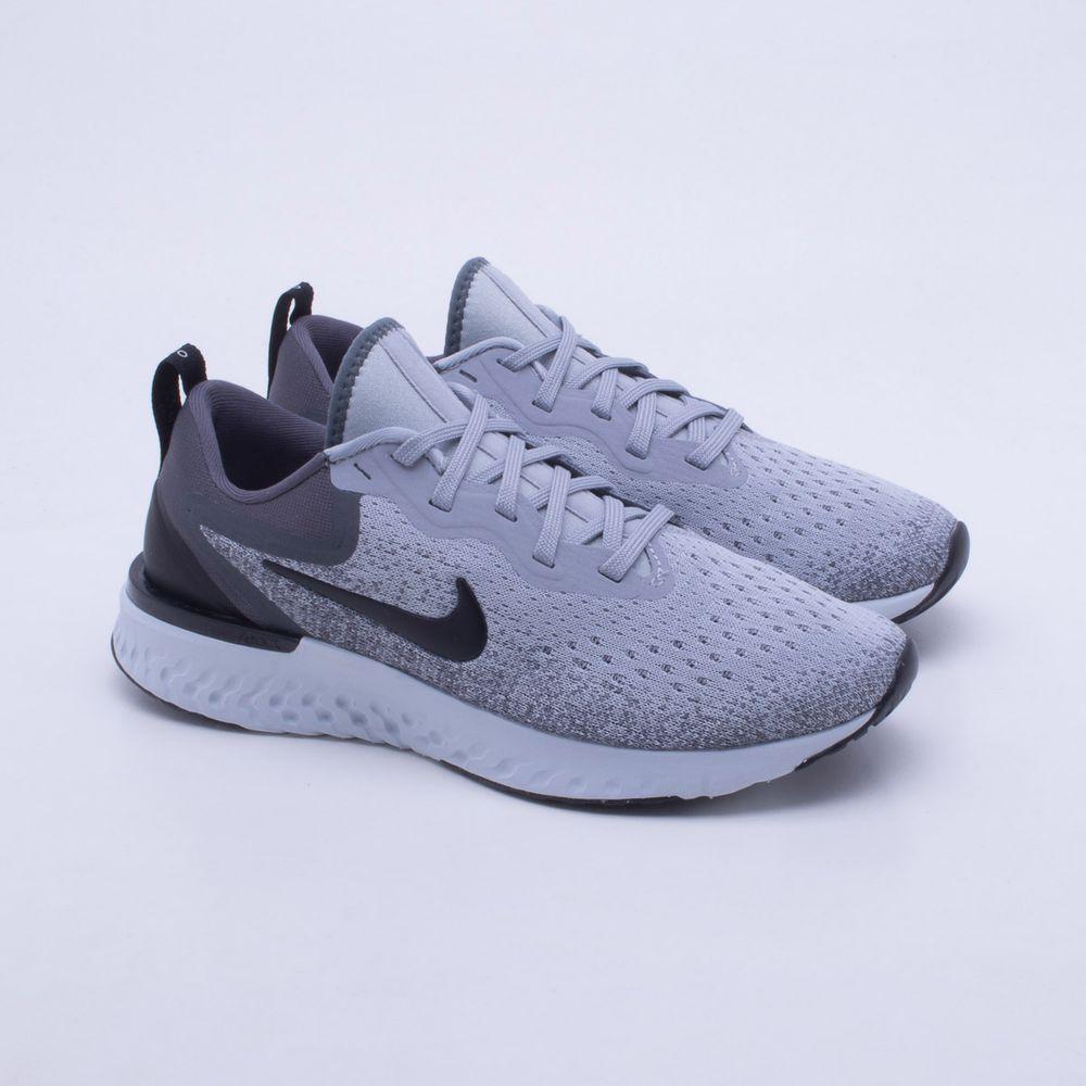 9d809090a01 Tênis React Nike Odyssey React Tênis Feminino Cinza Gaston Paqueta Esportes  52be8e