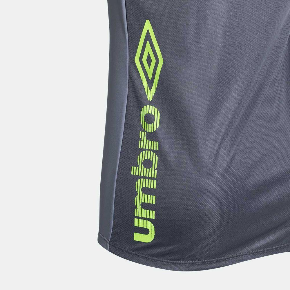 Camisa Umbro TWR Speed New Cinza Masculina Cinza - Gaston - Paqueta Esportes dd4fb2989f017