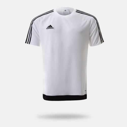 Camisa Adidas Estro 15 Branca Masculina ddfad2a3fc111