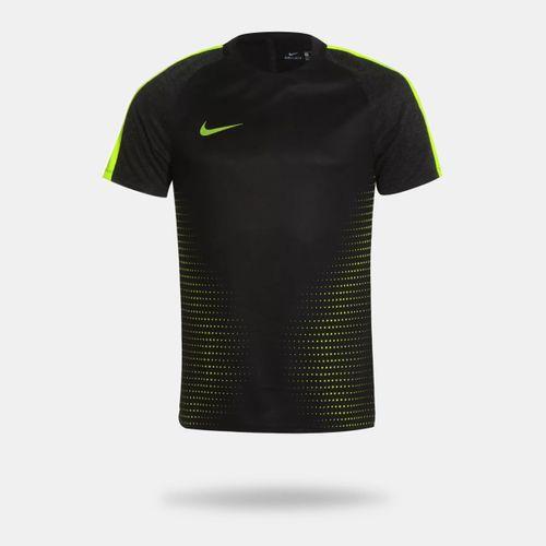 Camisa Nike Dry Top Squad Verde Masculina 93043e3e30034