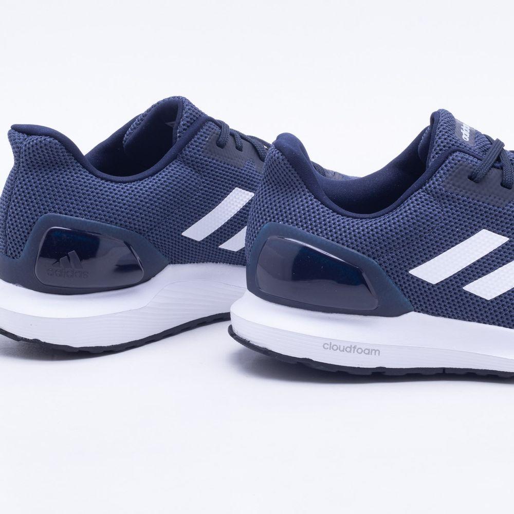 c9760a9363 Tênis Adidas Cosmic 2 Azul Masculino Azul - Gaston - Paqueta Calçados