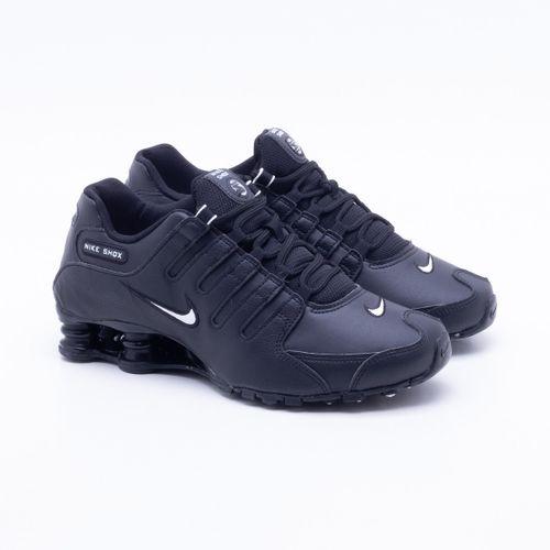 99f178cf1f5 Tênis Nike Shox NZ EU Preto Masculino