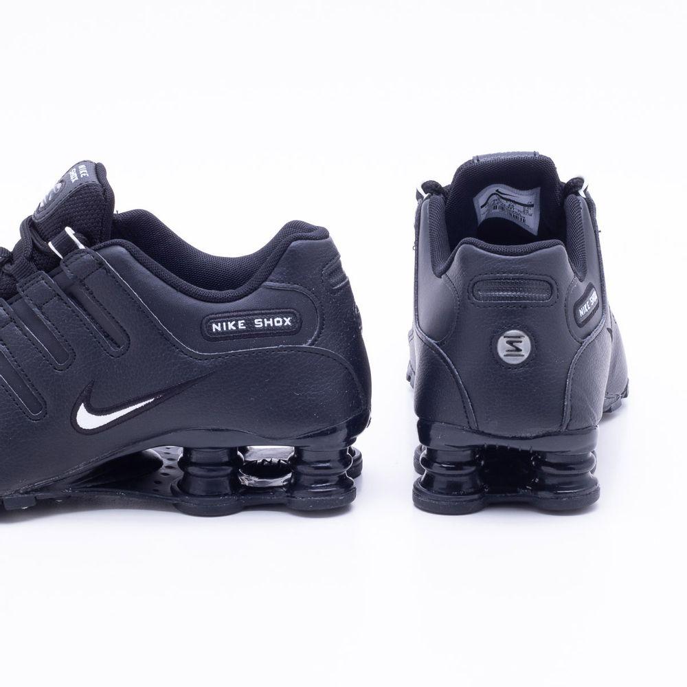 48fbea1b4 Tênis Nike Shox NZ EU Preto Masculino Preto - Gaston - Paqueta Esportes