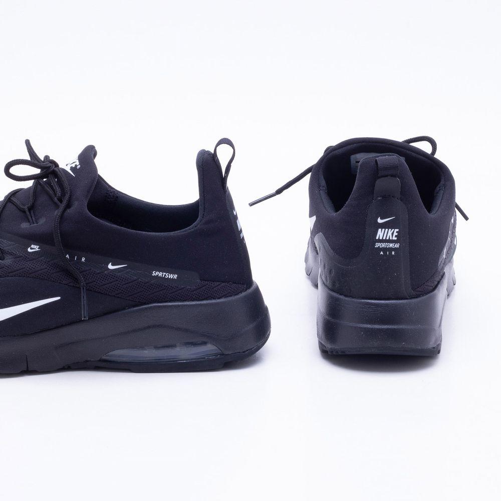 Tênis Nike Preto Air Max Motion 2 Preto Nike Masculino Preto Gaston Paqueta  d7b445 82cefceec1e38