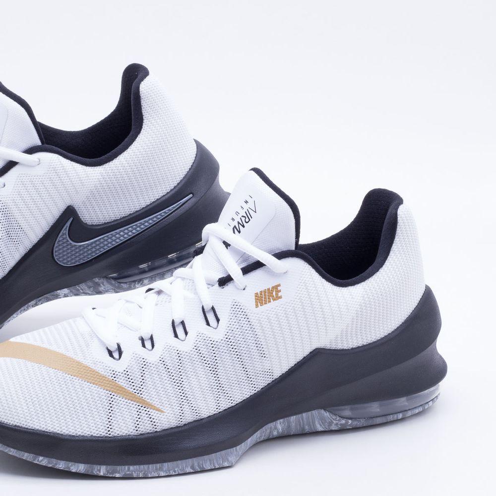 95045915d9 Tênis Nike Air Max Infuriate 2 Masculino Branco - Gaston - Paqueta Esportes