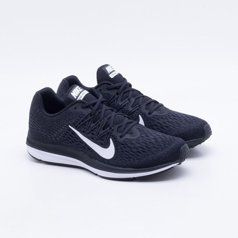6e04a2390a4 Tênis Nike Zoom Winflo 5 Masculino Preto - Gaston - Paqueta Esportes