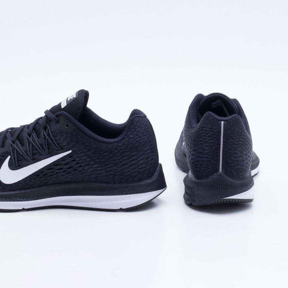 5cd83b7eb69bf Tênis Nike Zoom Winflo 5 Masculino Preto - Gaston - Paqueta Esportes