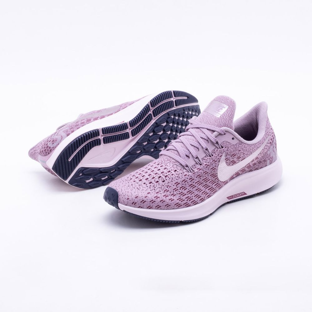 11e8786517 Tênis Nike Air Zoom Pegasus 35 Feminino Rosa - Gaston - Paqueta Esportes